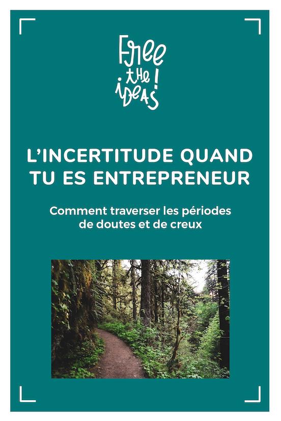 incertitude entrepreneur