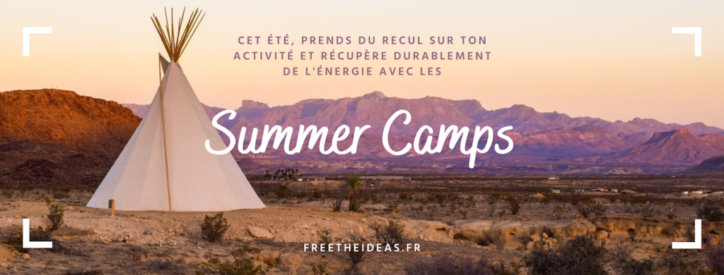 offre coaching groupe summer camp